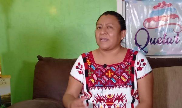Candidata a la Diputación Local del Distrito 09, denuncia violencia política en su contra
