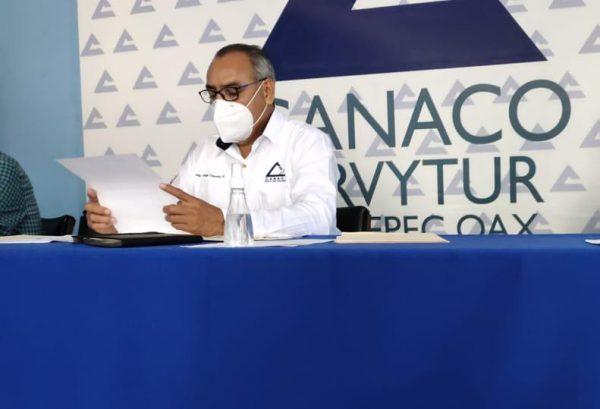 Canaco dispuesto a trabajar de la mano con gobierno electo en Tuxtepec