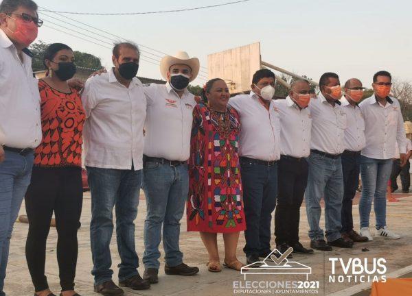 Priorizará la salud, la candidata a la Diputación local Guadalupe Santos