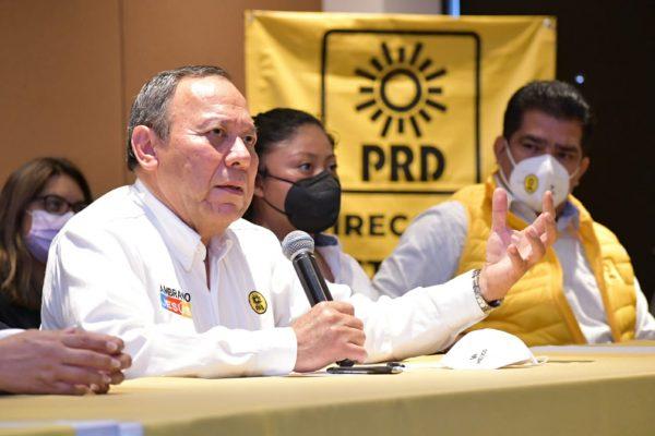 Preocupante la violencia política que se vive en Oaxaca: Jesús Zambrano