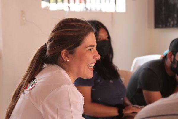 Trabajando en unidad, Gaby Pérez reitera su compromiso a favor de las mujeres y la juventud oaxaqueña