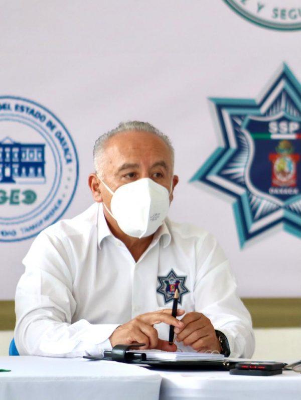 Preservar paz, orden social y seguridad, principales objetivos de la SSPO: Heliodoro Díaz