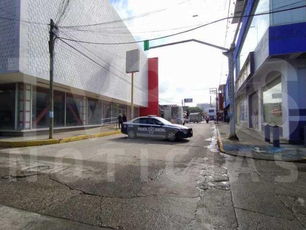 Cambios en sentidos viales en centro de Tuxtepec por andador semipeatonal