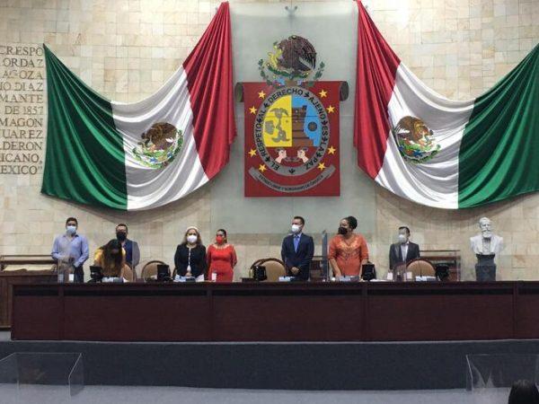 Por falta de acuerdos y quorum, Congreso de Oaxaca suspende sesión; elegirían a magistrados del TSJO