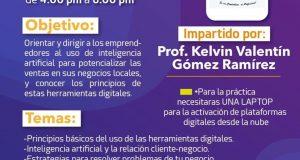 """Ante """"migración"""" de ventas presenciales a lo digital, ofrecen curso para impulsar a las empresas"""