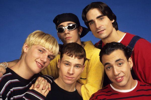 Así lucen los integrantes de Backstreet Boys, 28 años después
