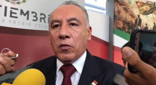 Se confirma salida de Salcedo de la SSPO, llega Heliodoro Díaz Escárraga