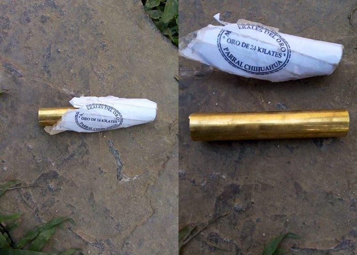 Pareja de delincuentes, estafan a mujer adulta con oro falso y le quitan su dinero en Valle Nacional
