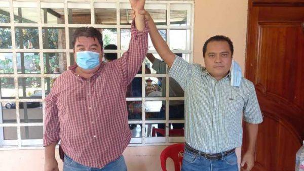 """Renuncia """"Lalo Valle"""" por el PUP y queda """"el Güero Hernández"""" en su lugar"""
