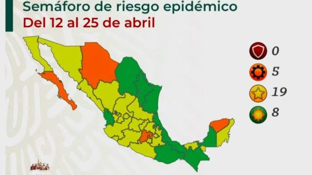 Tras vacaciones de Semana Santa, anuncian semáforo verde en Oaxaca