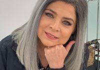 La actriz Victoria Ruffo revela que tuvo COVID-19 y aún no se recupera del todo.