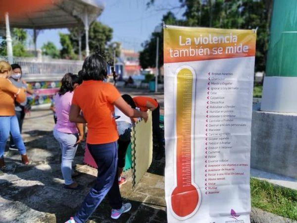 Promueven red de mujeres en comunidades de Tuxtepec