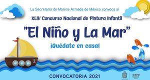 Invitan a participar en el concurso nacional El Niño y la Mar