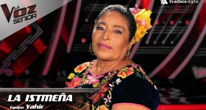 """Doña Mary """"la Istmeña"""" ya forma parte de """"La Voz Senior"""" México 2021"""