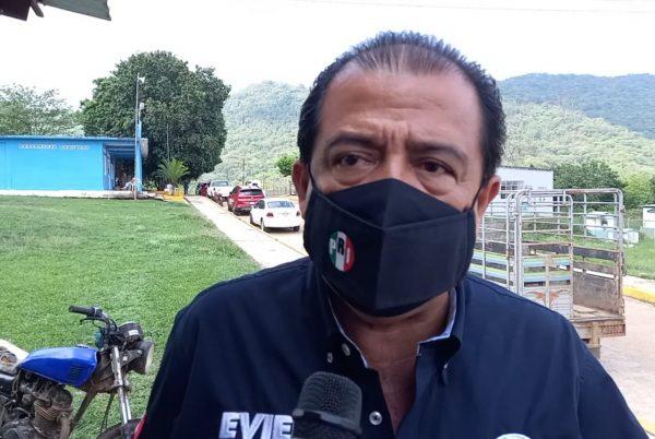 El PRI debe aprender de sus errores si es que se busca ganar éstas elecciones: Eviel Pérez