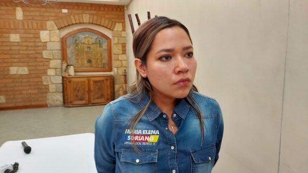 Entre lágrimas y preocupación, candidata a diputada por el distrito de Xoxo denuncia amenazas en su contra