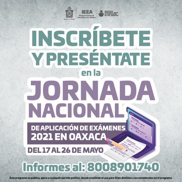 Termina tu primaria y secundaria con el IEEA Oaxaca