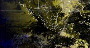 Lluvias muy fuertes para Chiapas, y fuertes en Oaxaca, se pronostican para este domingo