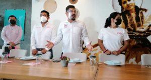 Tengo la intención de servir a Oaxaca y no de servirme: Jesús Ruiz Olmedo