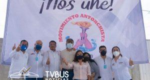 Se suma Antorcha Campesina al nuevo Oaxaca, que construirá Javier Villacaña