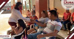 Propone Laura Estrada, crear mejores mecanismos de participación ciudadana