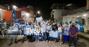 Nueva Alianza va a rescatar a Tuxtepec, afirma Pepe Villamil