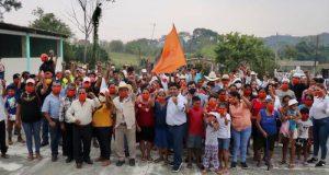 No queremos otro, queremos a Noé como presidente, clamor en comunidades de Tuxtepec