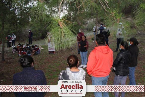 El cambio en Tlaxiaco ya nadie lo detiene: Arcelia López Hernández