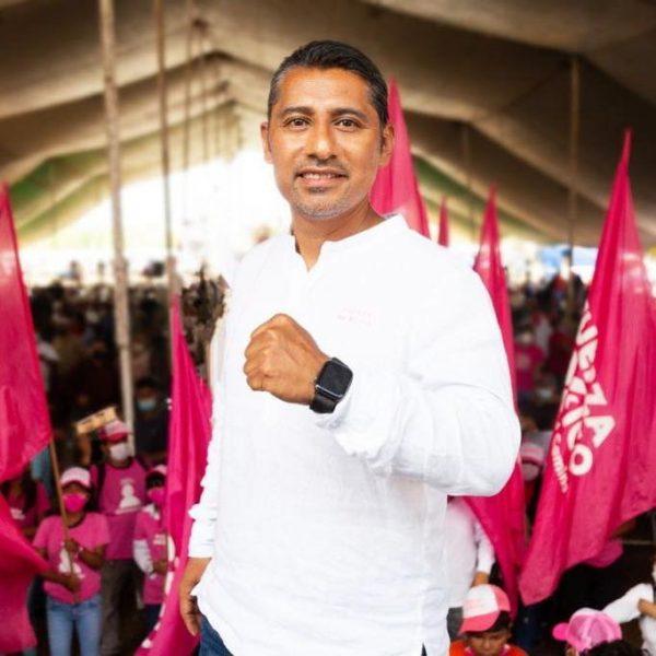 Llama Adrián Rojas a votar este 6 de junio por Fuerza por México