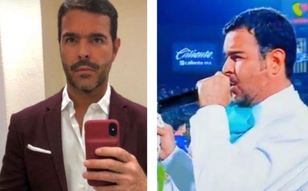 Pablo Montero se disculpa por error en Himno Nacional