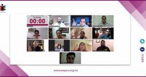 Aprueba IEEPCO registro de candidaturas de Fuerza por México
