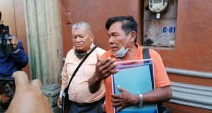 Habitantes de Santa Catarina Mechoacan, piden auditoría para sus autoridades