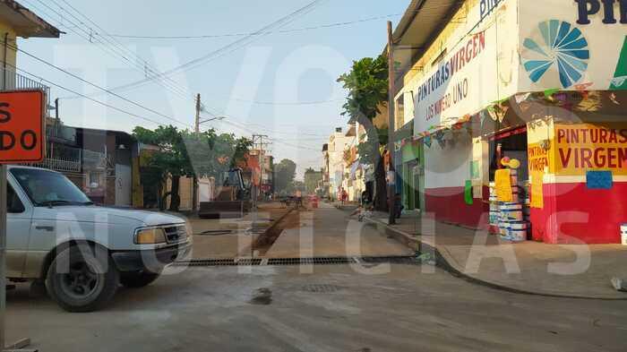 Sectores de la sociedad exhortan a Presidente de Tuxtepec, vigilar obra de agua potable