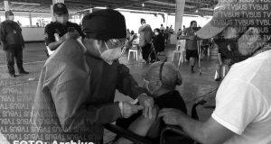 Aplicarán segunda dosis de vacuna anticovid para adultos mayores de Valle Nacional, Jacatepec y Chiltepec