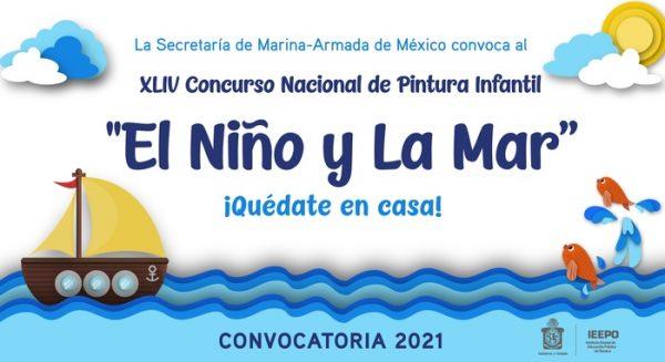 Reconoce IEEPO labor educativa de la Marina Armada de México