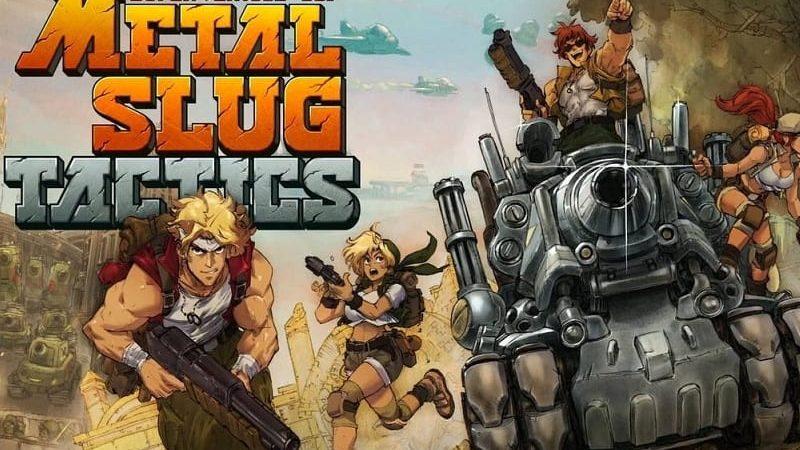 """Anuncian nuevo juego de """"Metal Slug"""" para PC"""