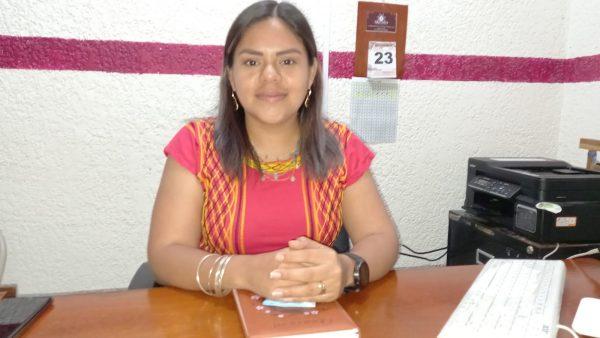 Ante DIF Nacional logra Bety Montoya gestión enfocado para los que menos tienen en Valle Nacional