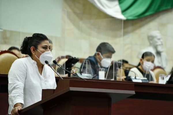 Solicitan congresistas de Oaxaca, respeto a la voluntad popular en Santa María Huazolotitlán