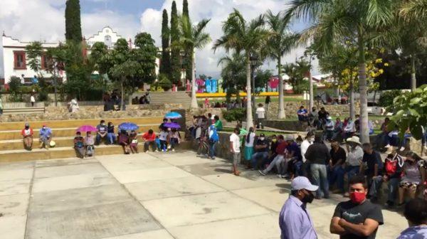 Acusan a edil de Cuilapam de Guerrero de desvío de recursos