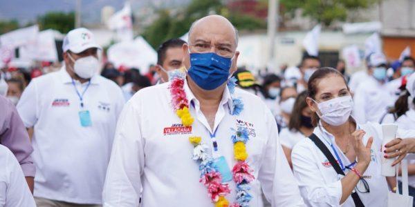 Reconoce Javier Villacaña triunfo de Neri en Oaxaca
