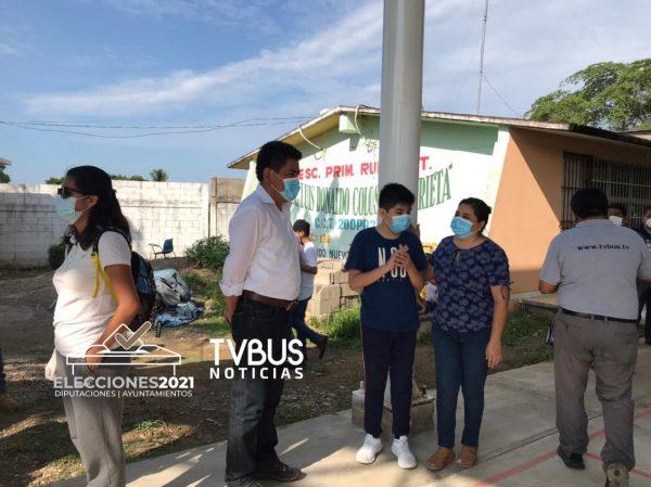 """""""Espero que no haya sido provocado"""": Irineo Molina sobre incidencias en instalación de casillas"""