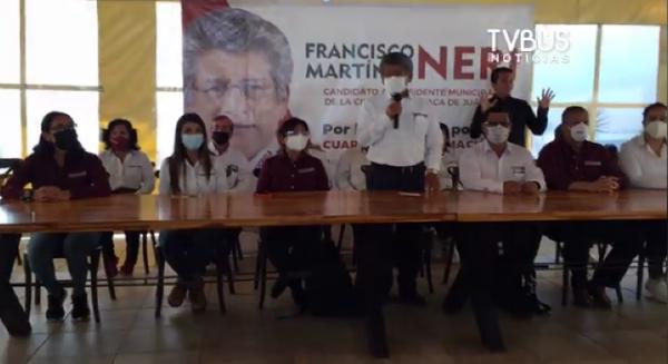 Aventaja Martínez Neri encuestas a la presidencia de Oaxaca de Juárez