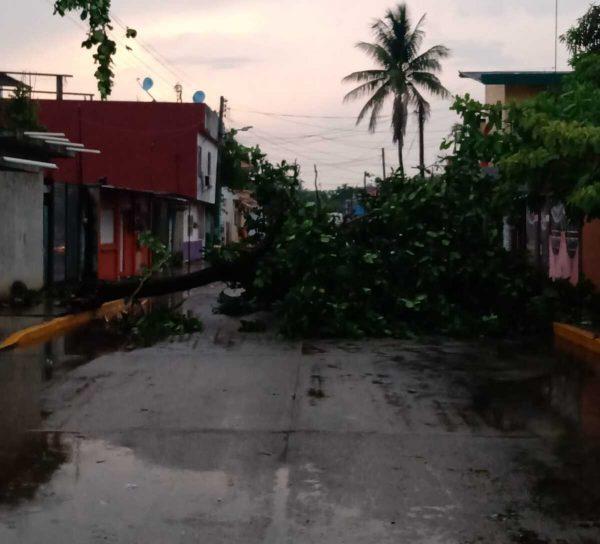 Protección Civil Municipal de Tuxtepec exhorta a tomar precauciones por lluvias