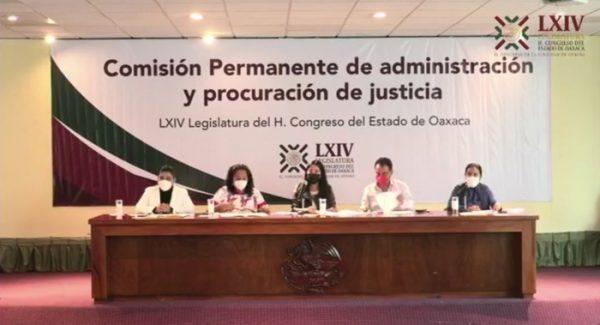 Comparecen aspirantes a titular de Comisión Estatal, de Búsqueda de Personas Desaparecidas