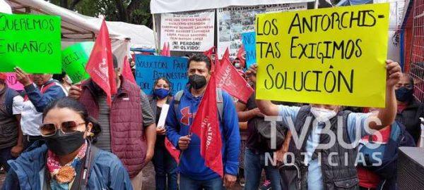 Estancado conflicto en Yosoñama, afirma líder de Antorcha Campesina