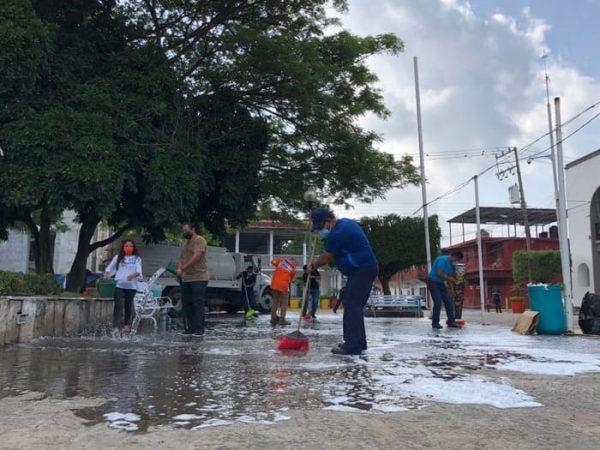 Un Tuxtepec limpio, sano  y respetuoso del entorno promueve el ayuntamiento