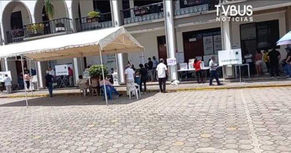 Cambio de sede de casillas especiales, crean confusión entre el electorado foráneo