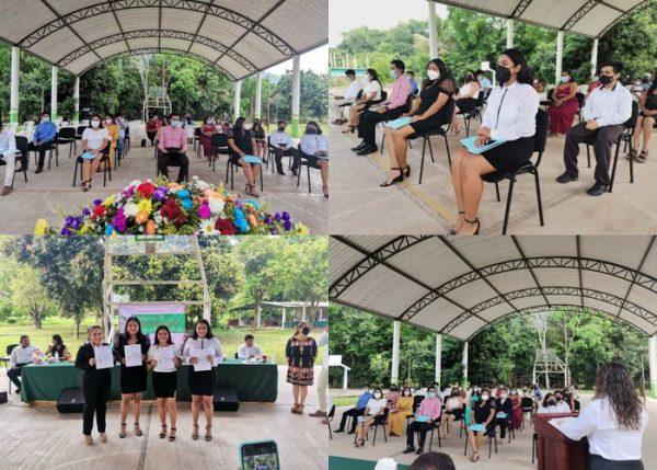 Titula CECyTE de Valle Nacional a 23 alumnos, tras haber concluido con sus estudios