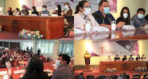 Respalda 64 Legislatura labor radiofónica de mujeres en prevención de la violencia de género