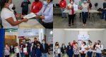 Recibe Melina Hernández Sosa, constancia de mayoría que la acredita como Diputada del Distrito 09